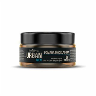 Pomada Modeladora Urban Men Ipa Beer 50g