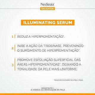 Sérum Clareador Neostrata Iluminating Serum 30ml