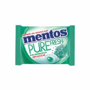 Goma De Mascar Mentos Pure Fresh Winter Green 6g