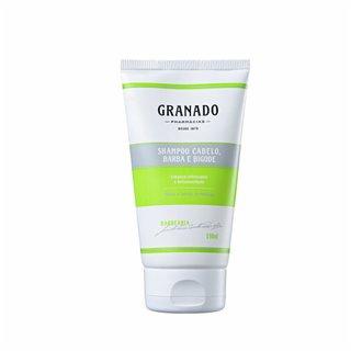 Shampoo Granado Barba, Cabelo E Bigode 150ml