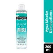 Água Micelar Demaquilante Neutrogena Purified Skin 200ml