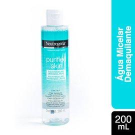 Agua Micelar Demaquilante Neutrogena Purified Skin 200ml
