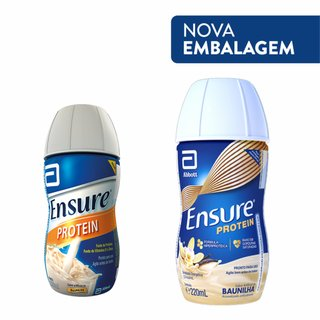 Ensure Protein Baunilha 220ml