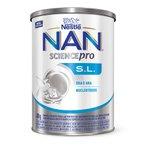 Nestle Nan Sem Lactose Formula Infantil Lata 400g