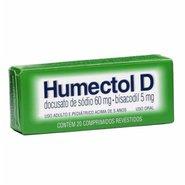 Humectol D C/ 20 Drageas