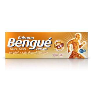 Balsamo Bengue Pomada 60g