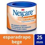 Esparadrapo Impermeavel Nexcare Bege 25mmx0,9m