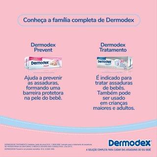 Pomada Para Prevenção De Assaduras Dermodex Prevent 60g