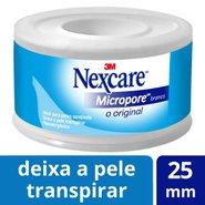 Micropore Nexcare 25mmx4,5m Branco