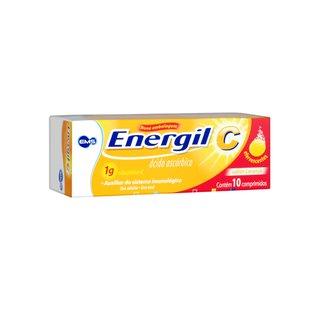 Energil C 1g Efervescente Com 10 Comprimidos