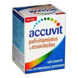 Accuvit 30 Cp