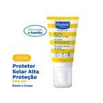 Protetor Solar Infantil Mustela Fps50 40ml