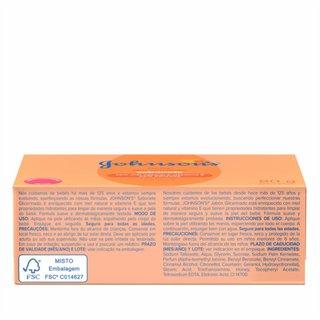 Sabonete Em Barra Johnson's® Baby Glicerinado 80 G