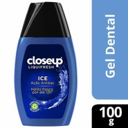 Gel Dental Closeup Liquifresh Ice 100g