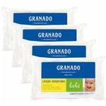 Kit Lenços Umedecidos Granado Bebê Tradicional - Leve 4 Pague 3