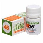 Complexo Homeopatico Almeida Prado 46 60 Comprimidos