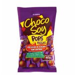 Chocolate Choco Soy Pop Passas 40g