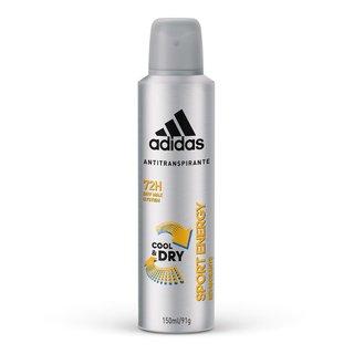 Desodorante Adidas Aeressol Masculino Sport Energy 150ml