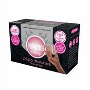 Coletor Menstrual Descartavel Prudence Soft Cup C/4