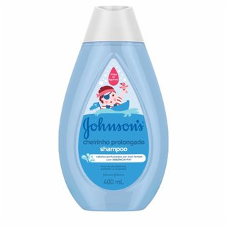 Shampoo Johnson's Baby Cheiro Prolongado  400ml