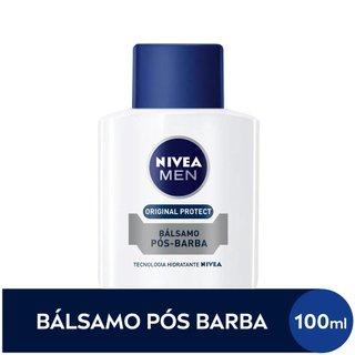 Loção Pós Barba Nivea Bálsamo Nutritivo 100ml