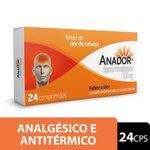 Anador 24 Comprimidos
