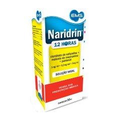 Naridrin 12hs 30ml