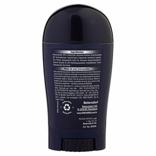 Desodorante  Nivea Clinical Antitranspirante  Masculino 42g