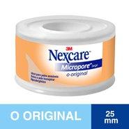 Micropore Nexcare 25mmx4,5m Bege