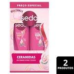 Kit Seda Ceramidas Shampoo + Condicionador 325ml