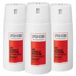 Kit Desodorante Axe Adrenaline 48H - Leve 3 Pague 2