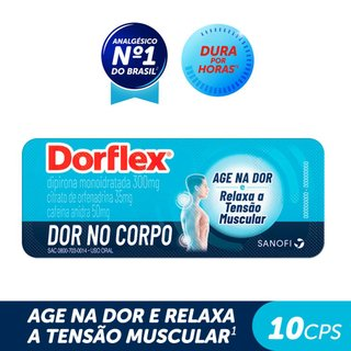 Dorflex 10 Comprimidos