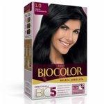 Tintura Biocolor 1.0 Preto Fundamen