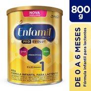 Fórmula Infantil Enfamil Premium 1 Lata Com 800g