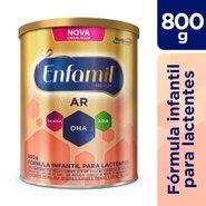 Fórmula Infantil Enfamil A.r. Premium Lata Com 800g