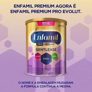 Fórmula Infantil Enfamil Gentlease Premium Lata Com 800g