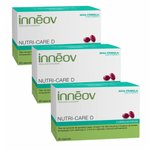 Kit Innéov Nutri-Care D 60 Cápsulas - Leve 3 Pague 2