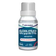 Alcool 70  Adv 30ml