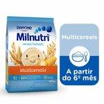 Cereal Infantil Milnutri Multicereais 180g
