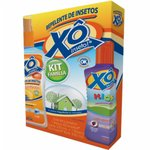Kit Repelente Xo Insetos Spray 200ml E  Kids 100ml