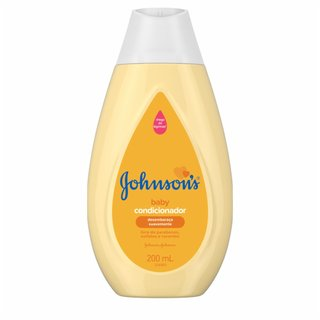 Condicionador Johnson's Baby Regular 200ml