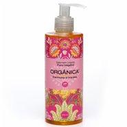 Sabonete Liquido Vegetal Organica Framboesa & Orquidea 250ml