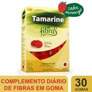 Tamarine Fibras Morango 30 Gomas