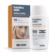 Clareador Facial Isdin Active Unify Com Cor 50ml