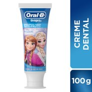 Creme Dental Oral-b Stages Frozen 100g