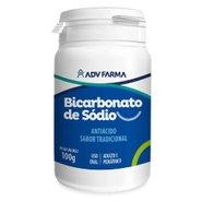 Bicarbonato De Sodio Adv 100g