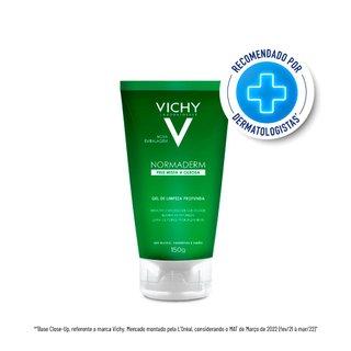 Gel De Limpeza Profunda Facial Vichy Normaderm 150g