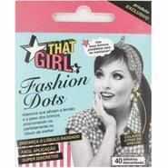 That Girl Fashion Dots - Adesivo Para Brincos
