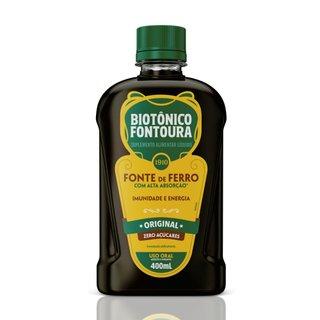 Biotônico Fontoura Suplemento De Ferro Original 400ml