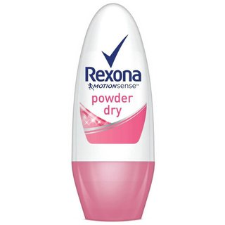 Desodorante Roll-on Rexona Powder Dry 50ml